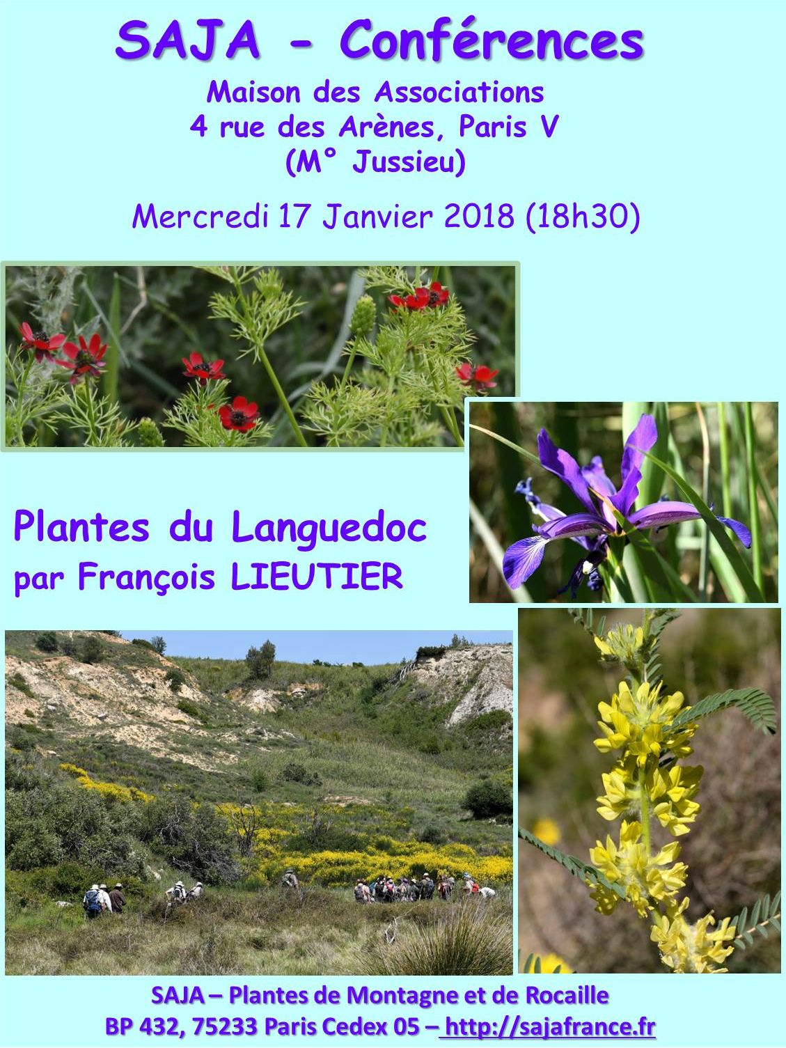 conference janvier 18